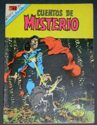 Cuentos de Misterio #259Mexico - 1977H.O.M. #211