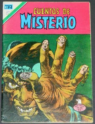 Cuentos de Misterio #2-263Mexico - 2/78H.O.M. #214