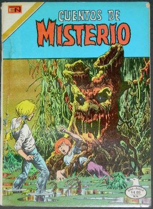 Cuentos de Misterio #2-269Mexico - 7/78H.O.M. #217