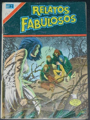 Relatos Fabulosos #2-164Mexico 1977H.O.S. #106