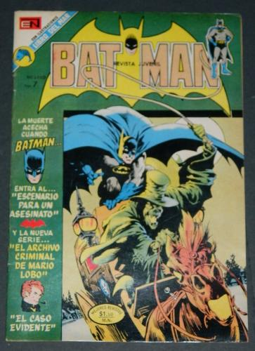 Batman #695Mexico Detective Comics #425