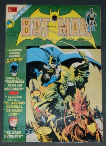 Batman #695Detective Comics #425Spain