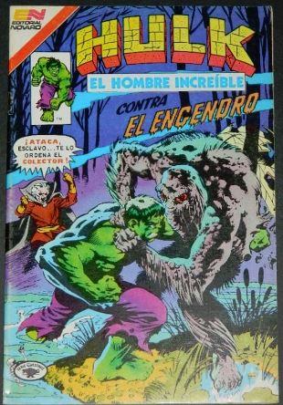 Hulk #3-69Mexico - 12/82Hulk #197