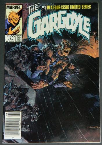 Gargoyle #1Canadian price variant