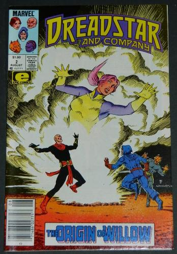Dreadstar and Company #2Canadian price variant