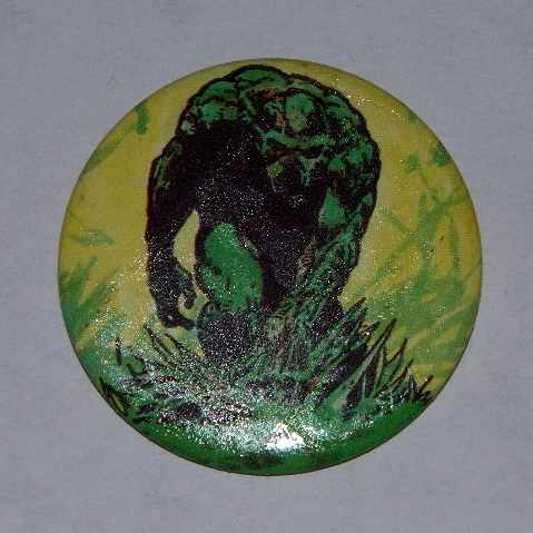 Batman Classic TalesSwamp Thing button