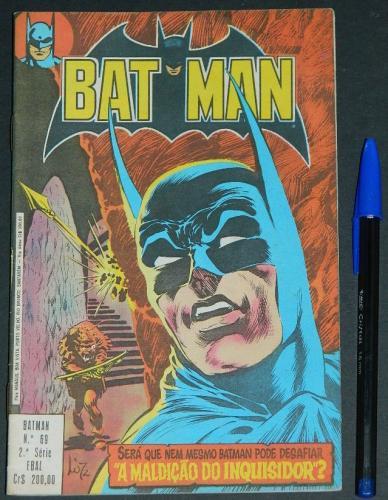 Batman #69 EBALBrazil