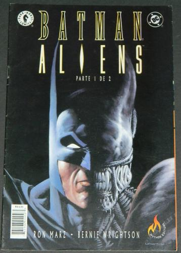 Batman Aliens #1Brazil