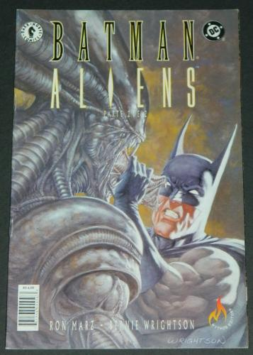 Batman Aliens #2Brazil