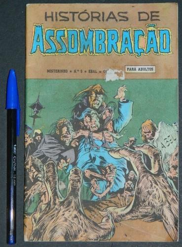 Historias De Assombracao #5Brazil - 1978cover