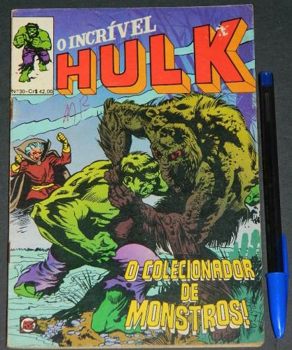 Hulk No. 30Brazil - 1981cover