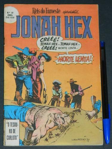 Jonah Hex No. 17Brazil - 1978cover