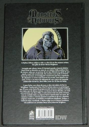 Monstrous NoturnosBack cover