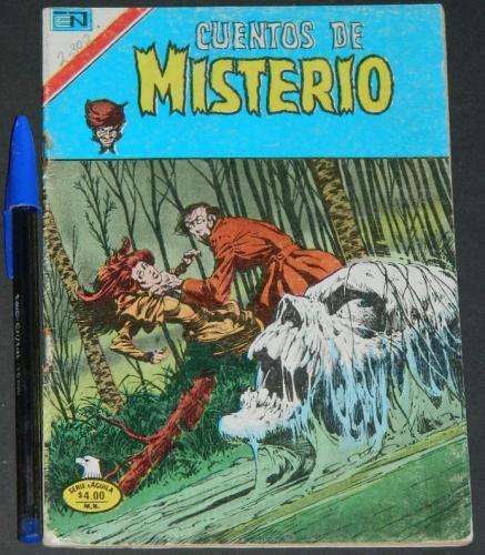 Cuentos de Misterio #2-302Mexico - 12/79
