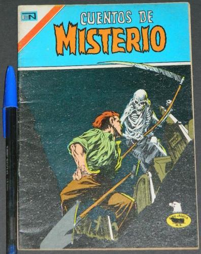 Cuentos de Misterio#253MexicoH.O.M. #209