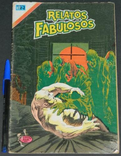 Relatos FabulososSerie Avestruz #3MexicoH.O.S. #100