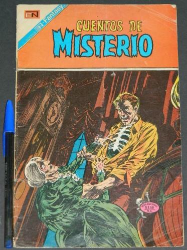 Cuentos de MisterioSerie Avestruz #4MexicoH.O.M. #207