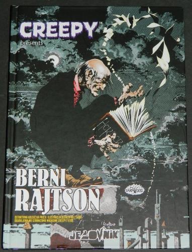 Serbian CreepyHard cover