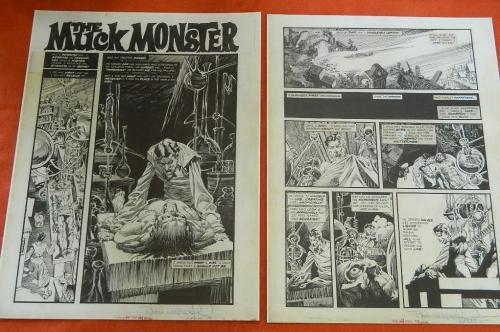 Muck MonsterPortfolio plates
