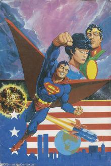 Superman 400 portfolio1 Wrightson plate