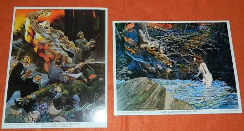 Apparitions Portfolio2 color plates