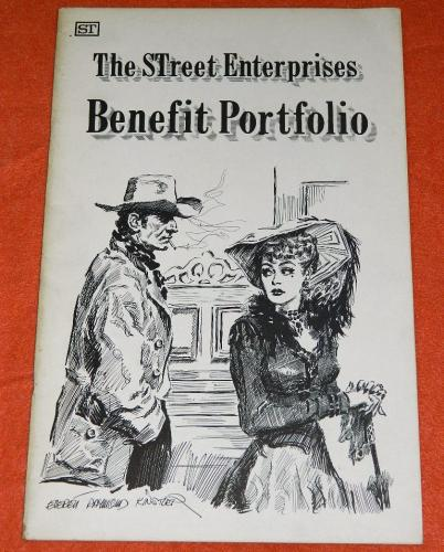 The Street Enterprises Benefit portfolio#479/20001 Wrightson plate