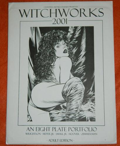 Witchworks portfolioRegular plate