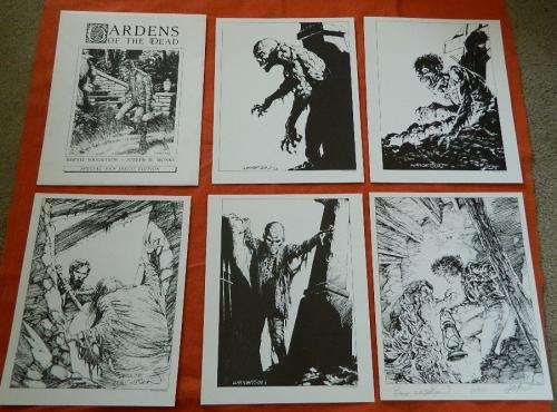 Gardens of the Dead5 prints