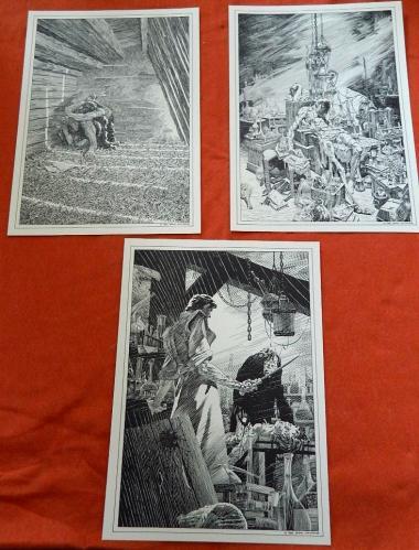 Frankenstein 1980Les Editions Du Triton6 prints
