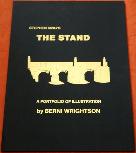 The Stand Limited Edition#9/120013 prints