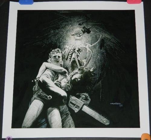 Dark As A DungeonNakatomisquare print#20/110