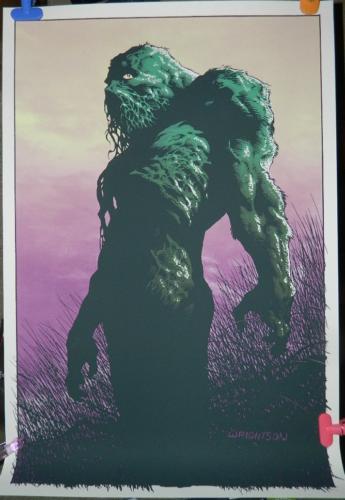 "Sunset PosterNakatomi20""x30"""