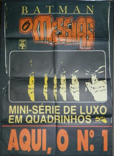 Brazil poster for The Cult