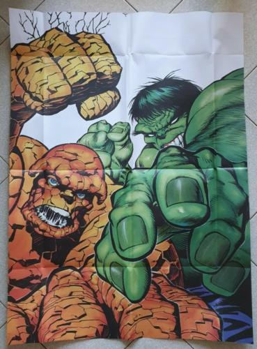 """Hulk & Thing poster28""""x40"""""""