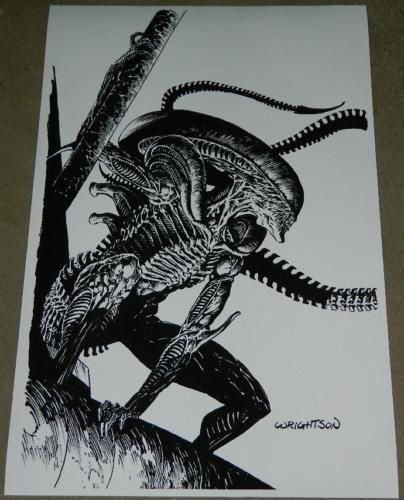"Alien poster24""x36"""