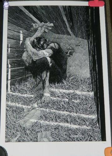 Accursed Creator - Artist EditionPrint - Nakatomi#51/300