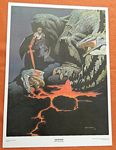 Siegfried #1Christopher Enterprises1976