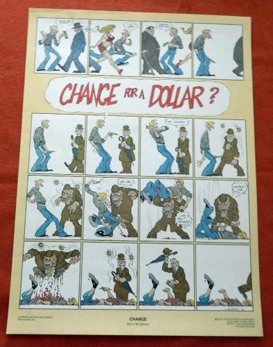 Change For A Dollar #6Christopher Enterprises1976