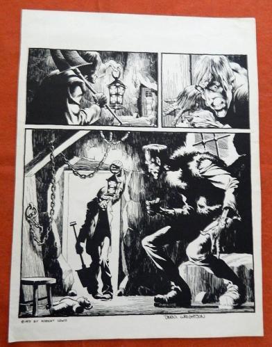 Robert Lewis print1971