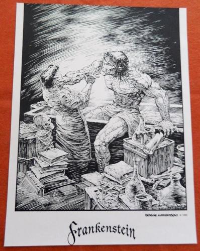 Frankenstein1995 print