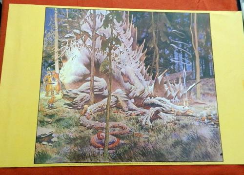 SSSHHH posterChevalier-printers1979 poster