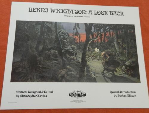 A Look Back print1978