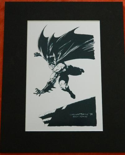 BatmanTCG RatedPrint #10/500