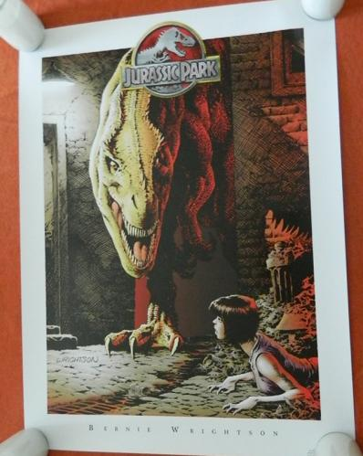 Jurassic ParkPoster