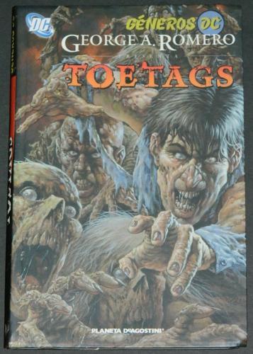 Toe TagsDead She SaidPlaneta DeAgostinismall Graphic Novel