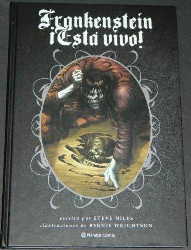Frankenstein Alive, AliveSpain, hardcoverSimilar to U.S. edition