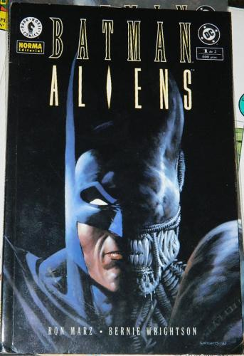 Batman Aliens #1Spain