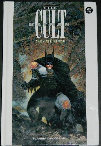 Batman the CultSpain - hard cover