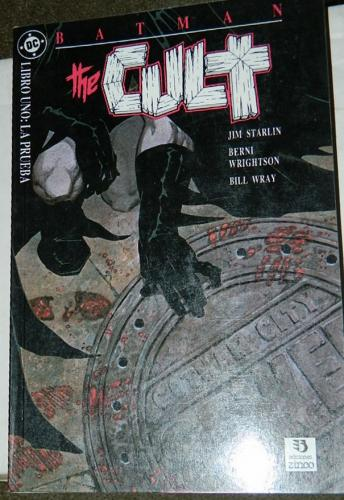 Batman the Cult #1Spain