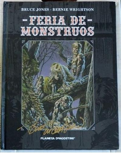 Freak ShowSpain - 2005hard cover